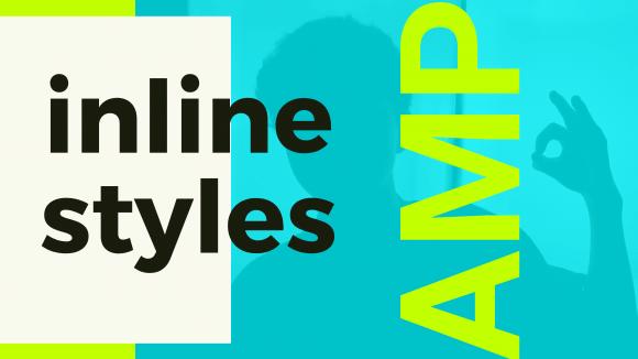 AMPがstyle属性の使用を許可