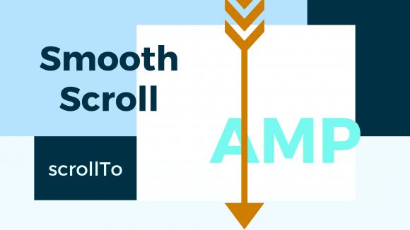 AMPでスムーススクロールを実装する方法