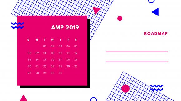 2019年にAMPでリリース予定の機能