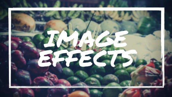 CSSで作る画像のエフェクト
