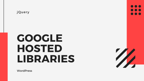 Google Hosted LibrariesからjQueryを読み込みサイトを高速化