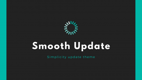 Simplicityのアップデート専用テーマ「Smooth Update」