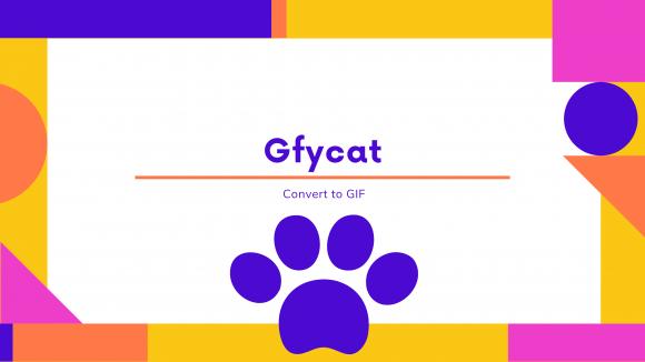 動画のGIFの変換や保管、共有、埋め込みなどができる無料のWebサービスGfycat