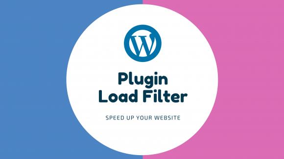 プラグインの読み込みを制御するWordPressプラグインPlugin Load Filter